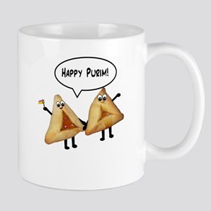 Happy Purim Hamantaschen Mug