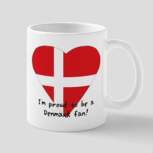 Denmark fan Mug