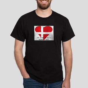 Denmark fan Dark T-Shirt
