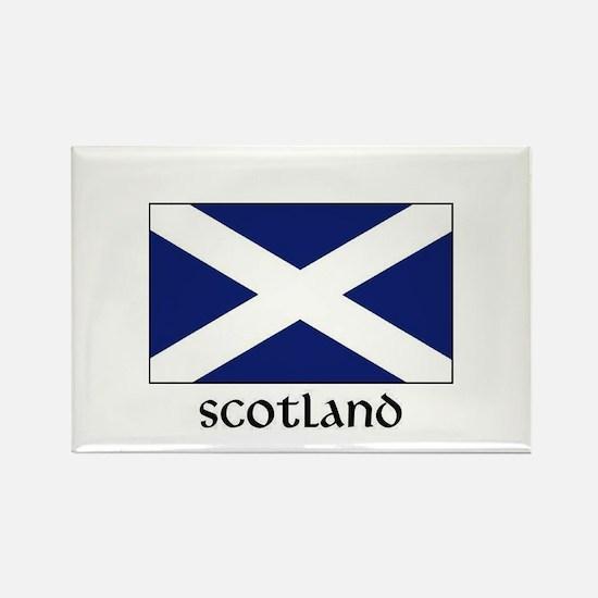 Cool Glasgow united kingdom Rectangle Magnet