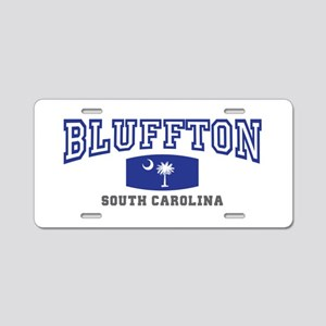 Bluffton South Carolina, Palmetto State Flag Alumi