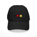I love Nerds Black Cap