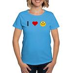I love Nerds Women's Dark T-Shirt