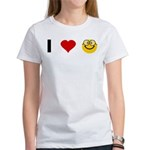 I love Nerds Women's T-Shirt