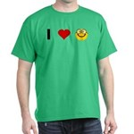 I love Nerds Dark T-Shirt
