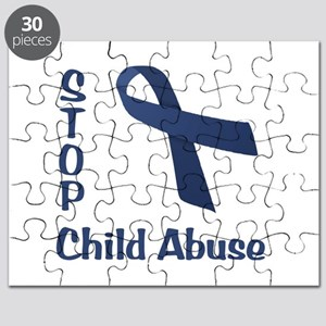 Stop Child Abuse Puzzle