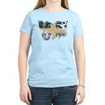 Quebec Flag Women's Light T-Shirt