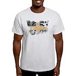 Quebec Flag Light T-Shirt