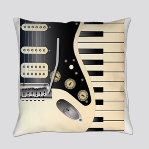 Music Duo Everyday Pillow