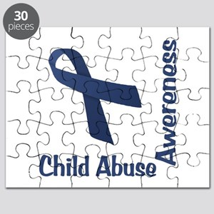 Child Abuse Awareness Puzzle