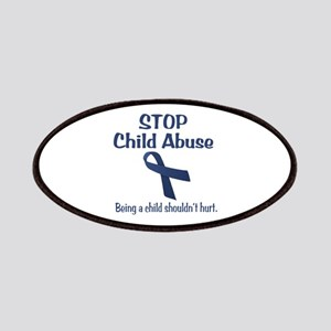 Stop Child Abuse It Hurts Patches