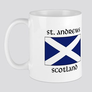 standrewsflag Mugs