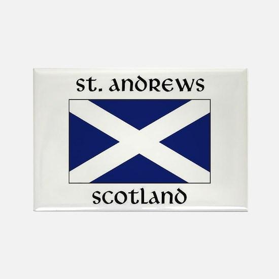 Cute Glasgow united kingdom Rectangle Magnet