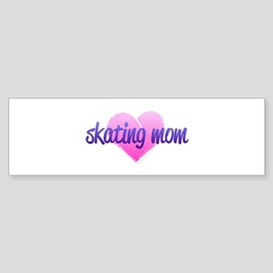 Skating Mom 2 Sticker (Bumper)