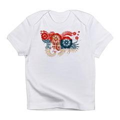 Serbia Flag Infant T-Shirt