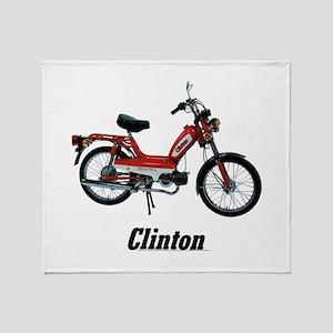 Clinton Throw Blanket