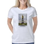 statue of Liberty Enlighte Women's Classic T-Shirt