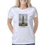 statue of Liberty Enlighte Women's Classic T-Shirt