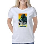 India Travel Advertising P Women's Classic T-Shirt