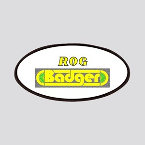 Rog Badger Patches