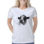 Happy Holstein Friesian Da Women's Classic T-Shirt