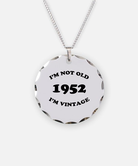 1952 Not Old, Vintage Necklace