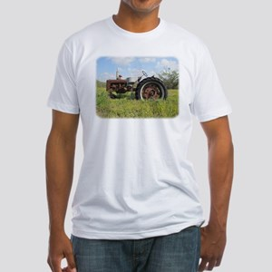 Texas country photos. Texas W Fitted T-Shirt