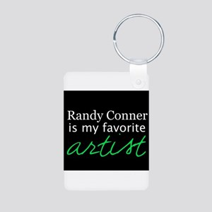 Randy Conner is my favorite a Aluminum Photo Keych