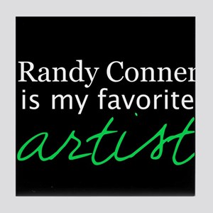 Randy Conner is my favorite a Tile Coaster