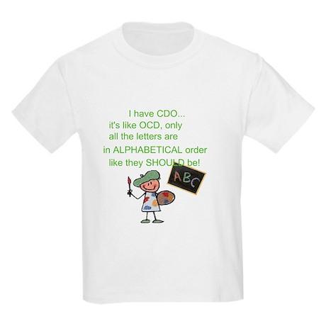 CDO/OCD T-Shirt