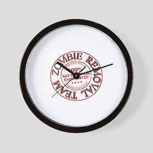 ZRT 100% GUARANTEE Wall Clock