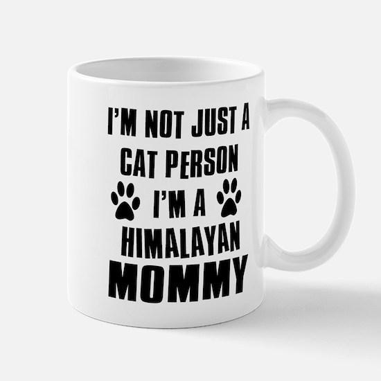 Himalayan Cat design Mug
