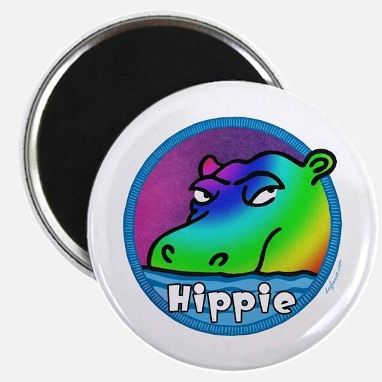 Hippie (Hippo) Magnet