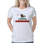 Cal-Bred Brand - Proud Log Women's Classic T-Shirt