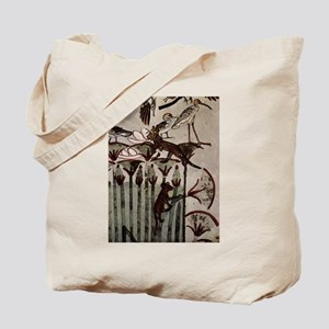 Egyptian Cats Tote Bag