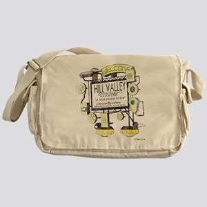 Welcome to Hill Valley, Messenger Bag