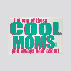 Cool Mom Rectangle Magnet