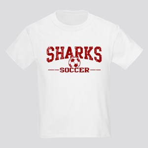Sharks Soccer Kids Light T-Shirt