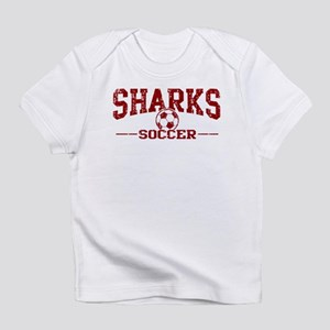 Sharks Soccer Infant T-Shirt
