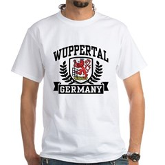 Wuppertal Germany White T-Shirt