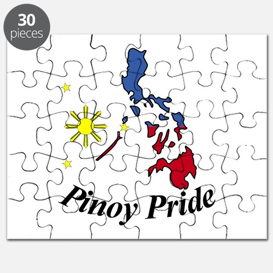 Pinoy Pride Map Puzzle