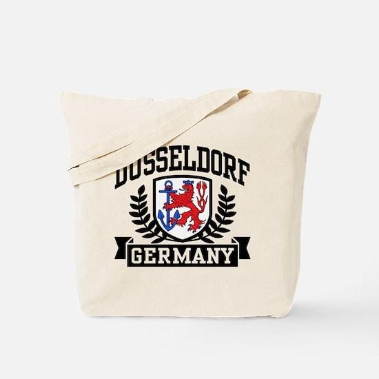 Dusseldorf Germany Tote Bag