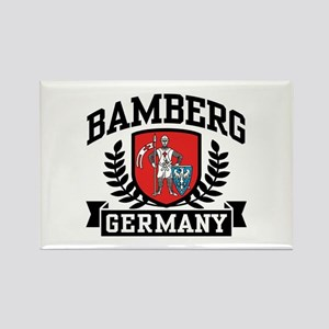 Bamberg Germany Rectangle Magnet