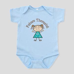 Future Therapist Girl Infant Bodysuit