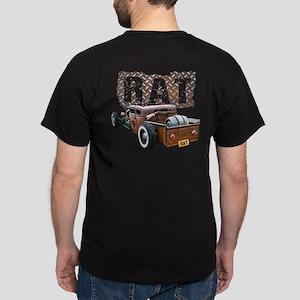 Rat Rod Truck Dark T-Shirt
