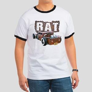 Rat Rod Truck Ringer T