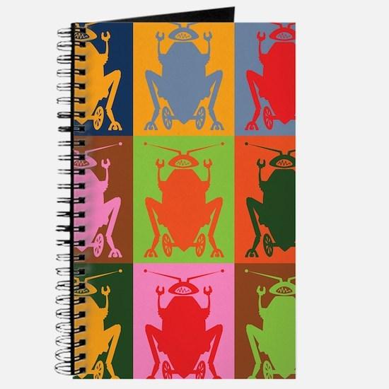 Buy Me A Roachbot Multi Journal