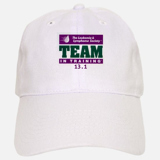 Team in Training Baseball Baseball Cap