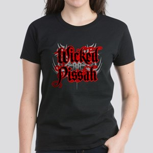 Wicked Pissah Women's Dark T-Shirt
