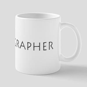 PHOTOGRAPHER-DIAL-GREY- Mug